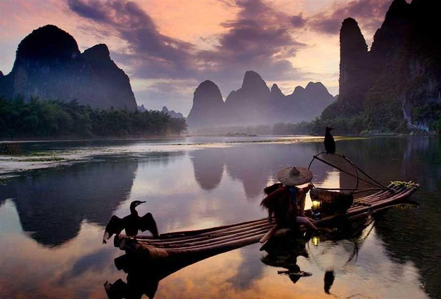 【龙胜温泉】龙脊梯田、兴坪漓江、遇龙河多人漂、象山、银子岩四天游