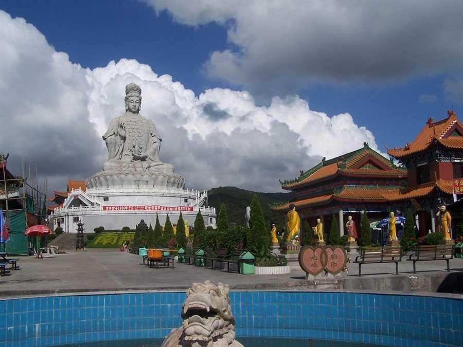 东莞4A级观音山国家森林公园、梦幻百花洲、2天品质游