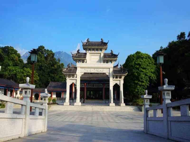 惠州叶挺故居、罗浮山东江纵队纪念馆红色党建二天活动