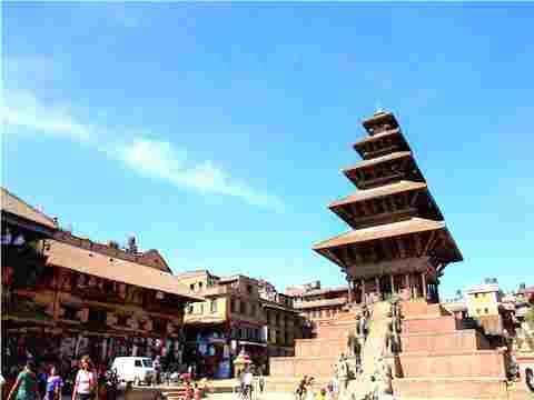 尼泊尔全景八天品质休闲团