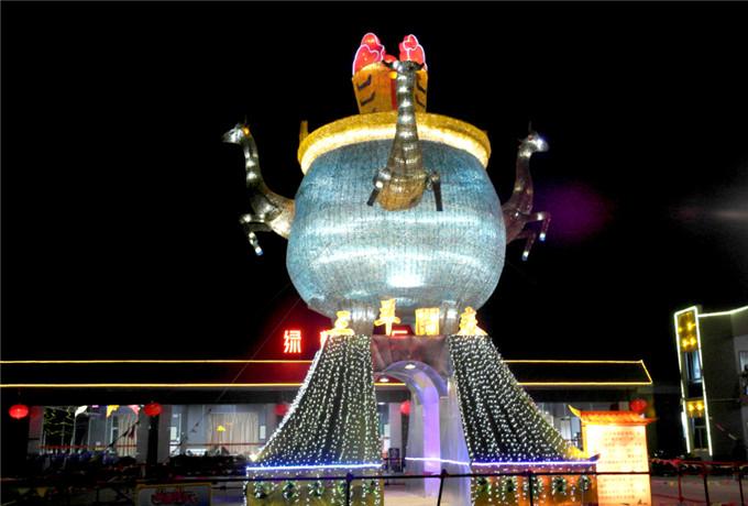 【汕尾金町湾】夜游海滨街、铜鼎山玻璃桥二天游