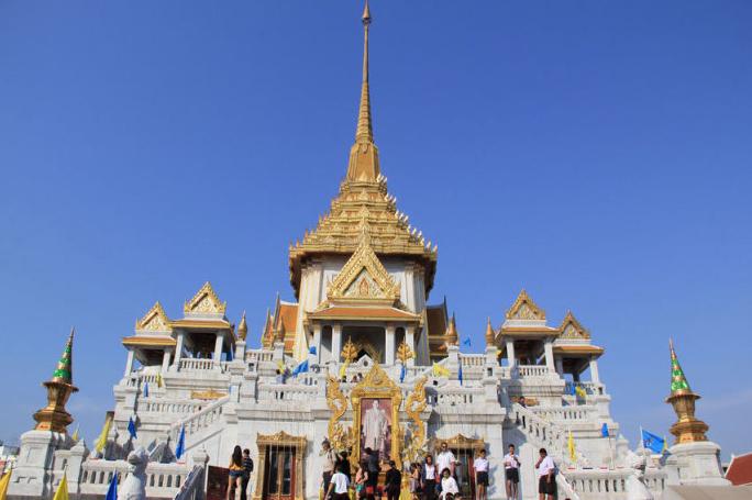 【泰国】泰国缤纷美食享乐六天品质团(无自费)