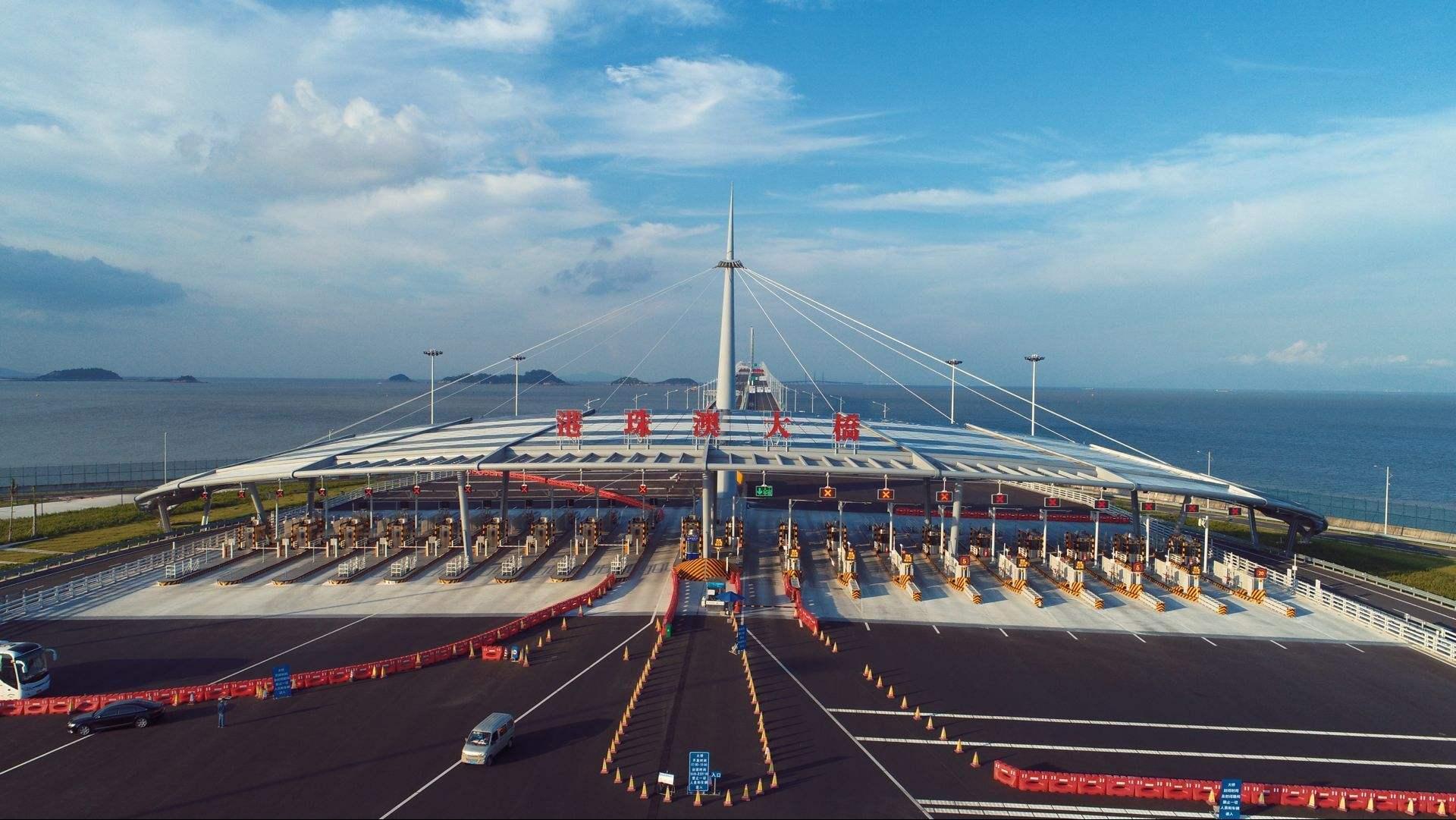M01线:游港珠澳大桥、香港自由观光一日游