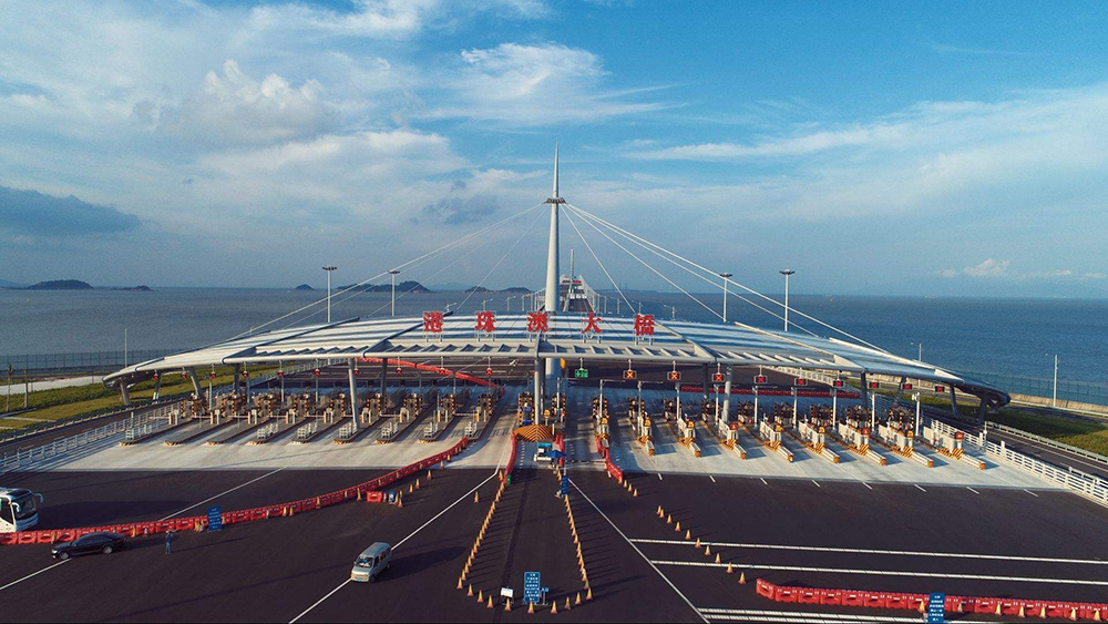 M04:观世纪工程-港珠澳大桥.游野狸岛.石景山公园.中山故居,采摘时令水果两天游