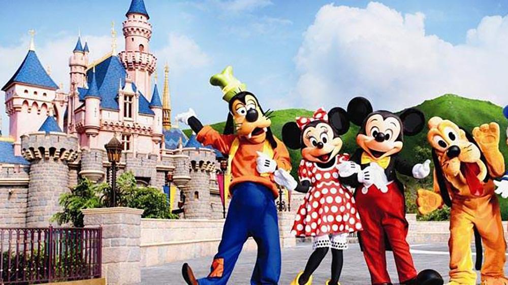 优质纯玩:香港海洋公园+迪士尼乐园两日纯玩