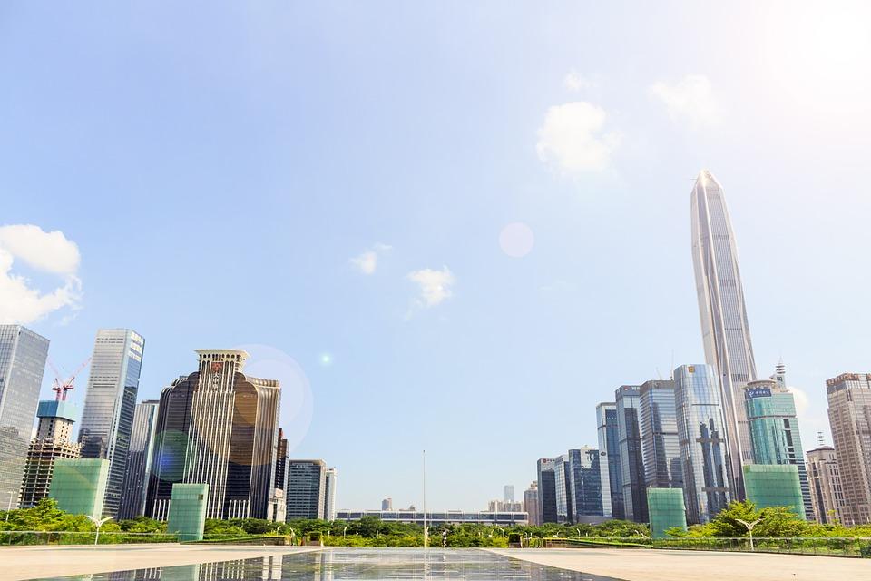深圳滨海栈道中英街地王大厦西部华侨城精彩1天