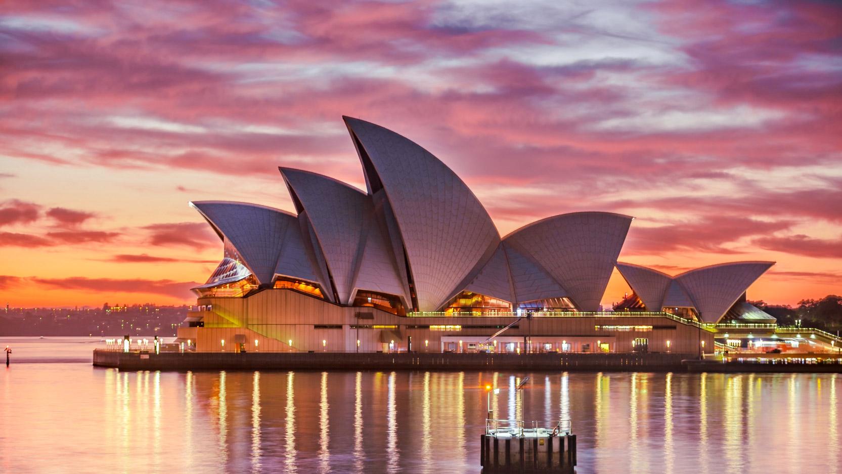 澳大利亚新西兰12天完美视野游(深圳起止)