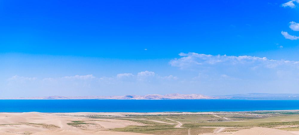西宁·张掖丹霞·嘉峪关·额济纳旗胡杨·青海湖·巴丹吉林沙漠双飞双动6日游