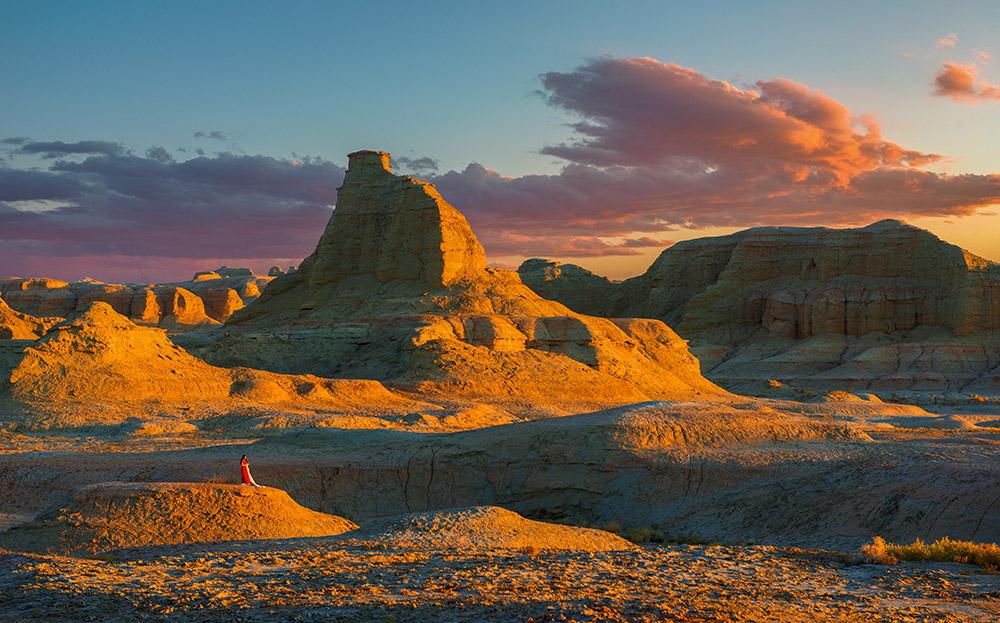 B2线:北疆喀纳斯·禾木·魔鬼城·五彩滩·吐鲁番·天山天池双飞八日游